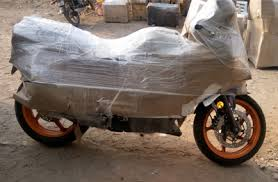 Bike Transport Service Pune to Hyderabad